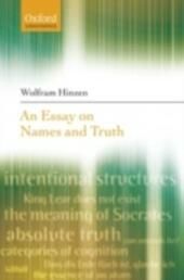 Essay on Names and Truth