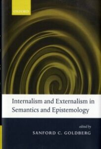 Ebook in inglese Internalism and Externalism in Semantics and Epistemology