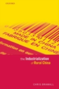 Ebook in inglese Industrialization of Rural China Bramall, Chris