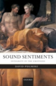 Ebook in inglese Sound Sentiments: Integrity in the Emotions Pugmire, David
