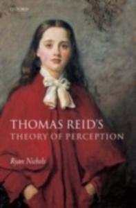 Ebook in inglese Thomas Reid's Theory of Perception Nichols, Ryan
