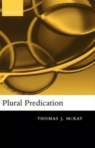 Ebook in inglese Plural Predication McKay, Thomas