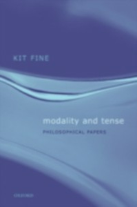 Ebook in inglese Modality and Tense: Philosophical Papers Fine, Kit