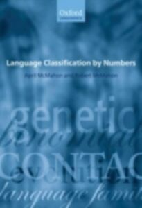 Ebook in inglese Language Classification by Numbers McMahon, April , McMahon, Robert