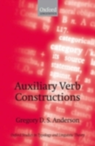 Ebook in inglese Auxiliary Verb Constructions Anderson, Gregory D.S.
