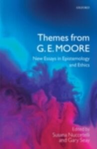 Ebook in inglese Themes from G. E. Moore: New Essays in Epistemology and Ethics