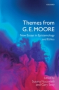 Ebook in inglese Themes from G. E. Moore: New Essays in Epistemology and Ethics -, -