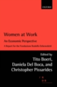 Ebook in inglese Women at Work An Economic Perspective TITO, BOERI