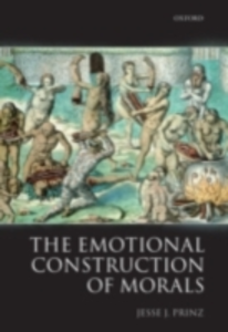 Ebook in inglese Emotional Construction of Morals Prinz, Jesse