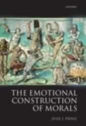 Emotional Construction of Morals