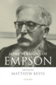 Ebook in inglese Some Versions of Empson -, -