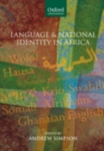 Ebook in inglese Language and National Identity in Africa -, -
