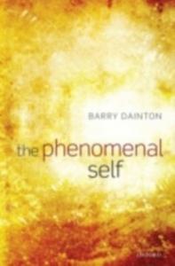 Ebook in inglese Phenomenal Self Dainton, Barry