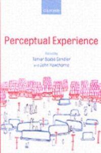 Ebook in inglese Perceptual Experience -, -