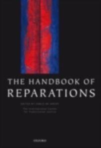 Ebook in inglese Handbook of Reparations DE, GREIFF PABLO