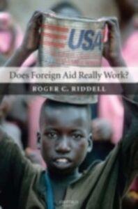 Foto Cover di Does Foreign Aid Really Work?, Ebook inglese di  edito da Oxford University Press, UK