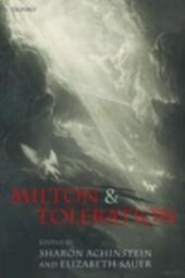 Milton & Toleration