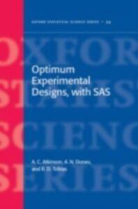 Foto Cover di Optimum Experimental Designs, With SAS, Ebook inglese di AA.VV edito da OUP Oxford