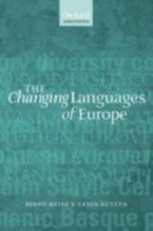 Changing Languages of Europe
