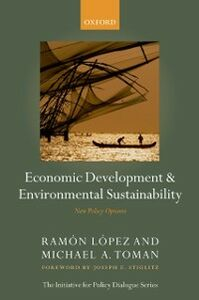 Ebook in inglese Economic Development and Environmental Sustainability: New Policy Options -, -