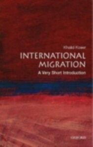 Ebook in inglese International Migration: A Very Short Introduction Koser, Khalid