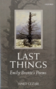 Ebook in inglese Last Things: Emily Brontë's Poems Gezari, Janet