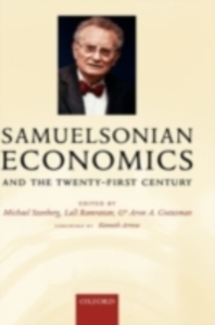 Ebook in inglese Samuelsonian Economics and the Twenty-First Century -, -
