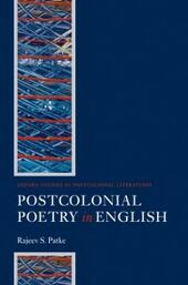 Postcolonial Poetry in English