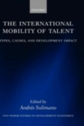 International Mobility of Talent: Types, Causes, and Development Impact
