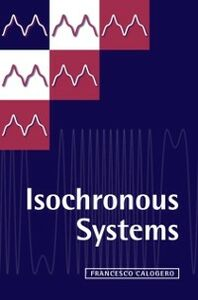 Ebook in inglese Isochronous Systems Calogero, Francesco
