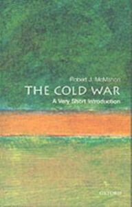 Ebook in inglese Cold War: A Very Short Introduction McMahon, Robert J.