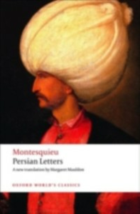 Ebook in inglese Persian Letters Montesquieu, Margaret