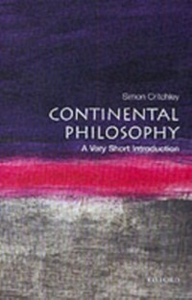Ebook in inglese Continental Philosophy: A Very Short Introduction Critchley, Simon