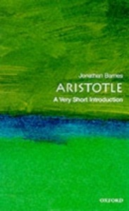 Ebook in inglese Aristotle: A Very Short Introduction Barnes, Jonathan