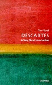 Ebook in inglese Descartes: A Very Short Introduction Sorell, Tom