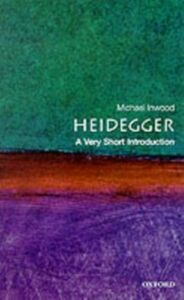 Foto Cover di Heidegger: A Very Short Introduction, Ebook inglese di Michael Inwood, edito da OUP Oxford