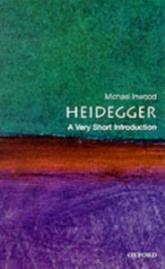 Ebook in inglese Heidegger: A Very Short Introduction Inwood, Michael
