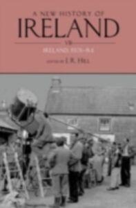 Ebook in inglese New History of Ireland Volume VII: Ireland, 1921-84