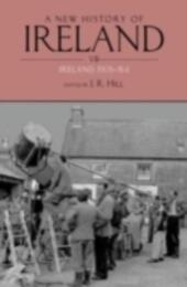 New History of Ireland Volume VII: Ireland, 1921-84