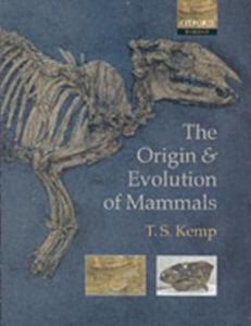 Ebook in inglese Origin and Evolution of Mammals Kemp, T. S.