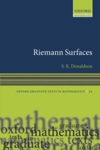 Ebook in inglese Riemann Surfaces Donaldson, Simon