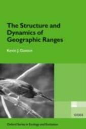 Structure and Dynamics of Geographic Ranges