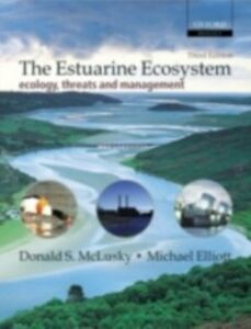 Ebook in inglese Estuarine Ecosystem: Ecology, Threats and Management Elliott, Michael , McLusky, Donald S.