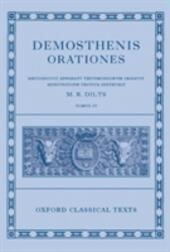 Demosthenis Orationes IV