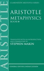 Foto Cover di Aristotle: Metaphysics Theta: Translated with an introduction and commentary, Ebook inglese di  edito da Clarendon Press