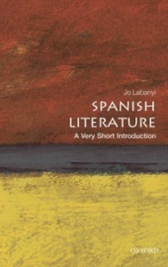 Ebook in inglese Spanish Literature: A Very Short Introduction Labanyi, Jo