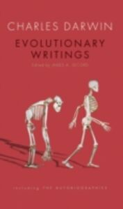 Foto Cover di Evolutionary Writings: including the Autobiographies, Ebook inglese di Charles Darwin, edito da OUP Oxford