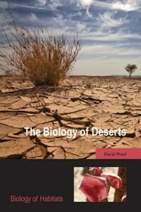 Ebook in inglese Biology of Deserts Ward, David