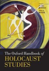 Oxford Handbook of Holocaust Studies