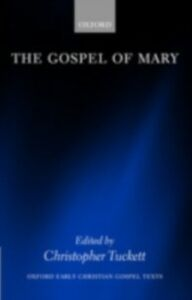 Foto Cover di Gospel of Mary, Ebook inglese di  edito da OUP Oxford